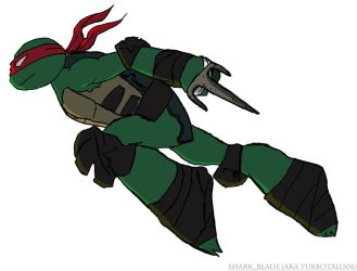 Raphael by TurboTails06
