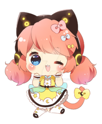 Yeay! [Cheeb Chib commission] by macaarons
