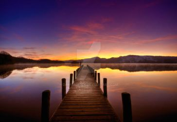 Coniston Jetty by DamianHock