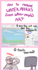Tutorial - How To Remove Watermarks by Chikuto