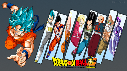 Dragon Ball Super by Saitox ST by SaitoxST
