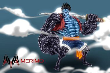 Luffy Gear Nightmare by merimo-animation