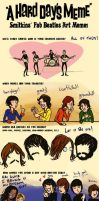 Beatles Meme by lorainesammy