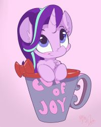 Starlight in a Cup by MistyEDash