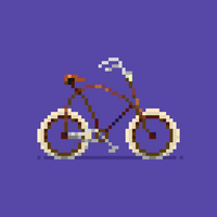 Bicycle by hivernoir