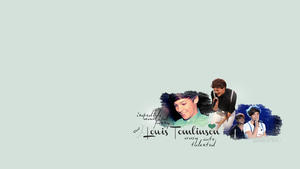 Louis Tomlinson Wallpaper by Lens1D