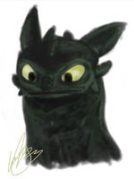 Toothless by Seven--VII