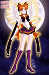 Sailor Halloween (improved quality) by RoyalRaven99