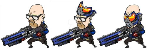 Soldier 76 i.e. Needed a laugh by Hamiltoons