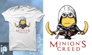 Minion's Creed by inmaxpictures