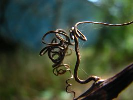 Web tangled in a Web by EmersonStem