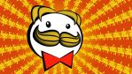 Pringles dude by Mangodo