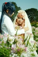 Come With Me - Macross Frontier by Tominaga-Sei