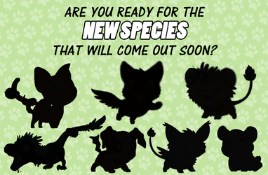 NEW SPECIES will come out soon! by Cachomon