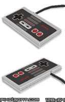 Nes Controller by willy-wilson