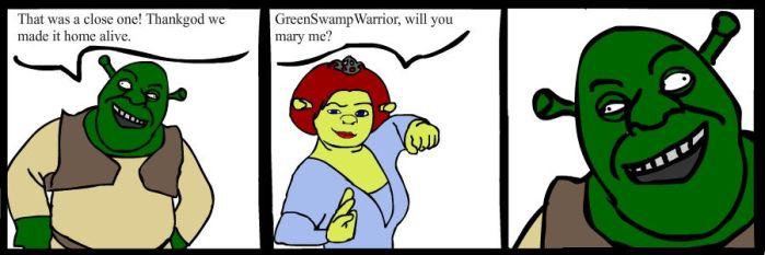 Page: 6 Marriage by GreenSwampWarrior