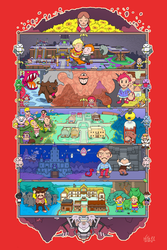 10 Years of Mother 3 by TheCreator17