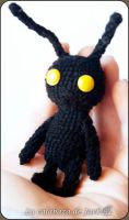 Heartless Amigurumi (Kingdom hearts) by cristell15