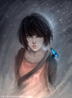 Life is Strange by Majkarogo