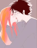 When Harry Kissed Ginny by yume-darling