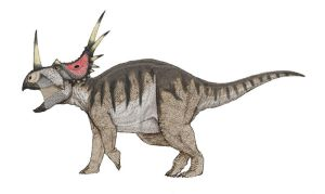 Styracosaurus-full color by Ahrkeath