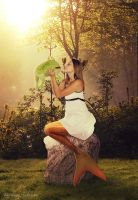 Kiss Me In The Lost World by DomagojTaborski