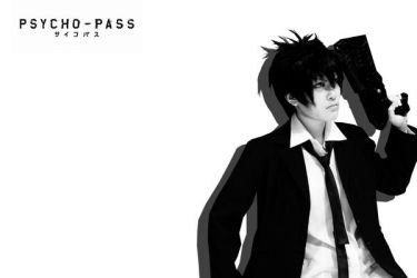 Psycho-Pass: Black and White by sabrelupe