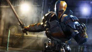 Deathstroke by HAL001