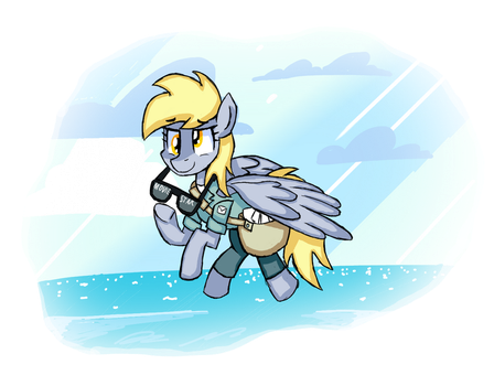 Derpy Universe by Signal15