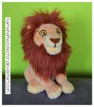 Small Mufasa (?) Beanie by KamishaTheCollector