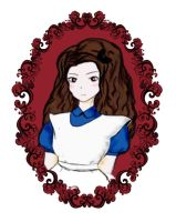 Me as Alice by Kh-FF-Lover