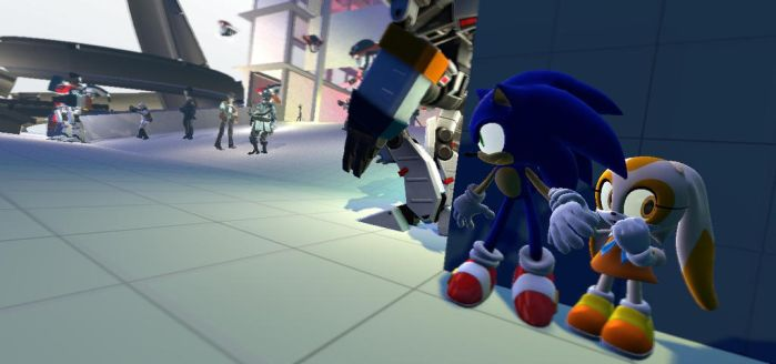 Please be Careful, Mr. Sonic 2 by Pichulover20