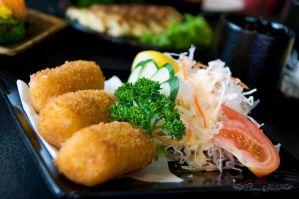 Japanese Food by halimz