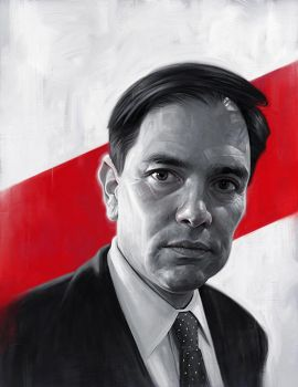 Marco Rubio by carts