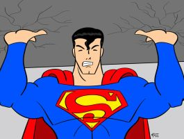 Man of Steel by MCRE1201