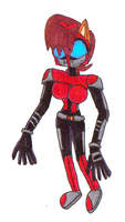 Sally kamen rider kabuto by Power1x