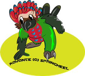 Xavante by springheel