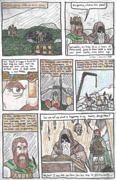 Le Morte D'Arthur: Page 4 by DWestmoore