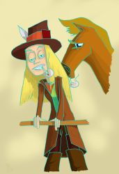 Calamity Jane by TrucEtBidule