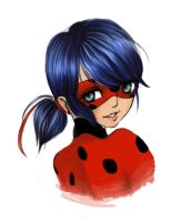 Miraculous - LadyBug by The-Crowned