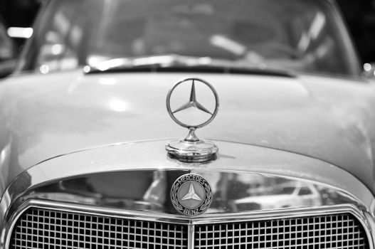 Old school benz by djole8