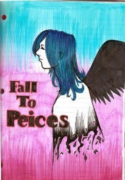 Fall To Peices by trashcang