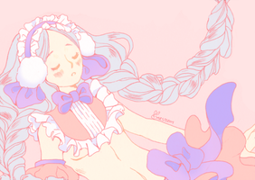 Pastel Hues by puddinprincess