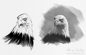 Eagle ink to digital by hirix