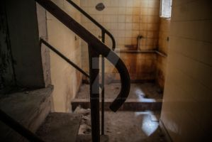 The creepy staircase by LifeAfterAll