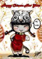 Happy Chinese New Year by HannaPhilip