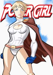 Power Girl by More979