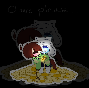 Undertale - Chara, Please . . . by PenSChild