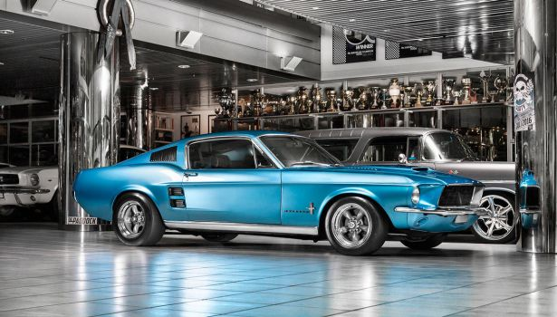 1967 Fastback - Shot 9 by AmericanMuscle