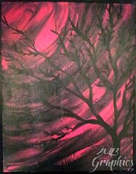 Pink Darkness by ZMBGraphics